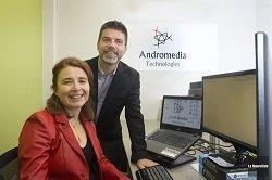 Sylvie Rioux et Bertrand Gauvreau